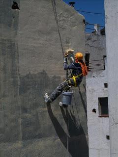 Rehabilite su fachada con trabajos verticales