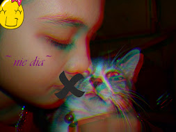 with my cat.. ^_^