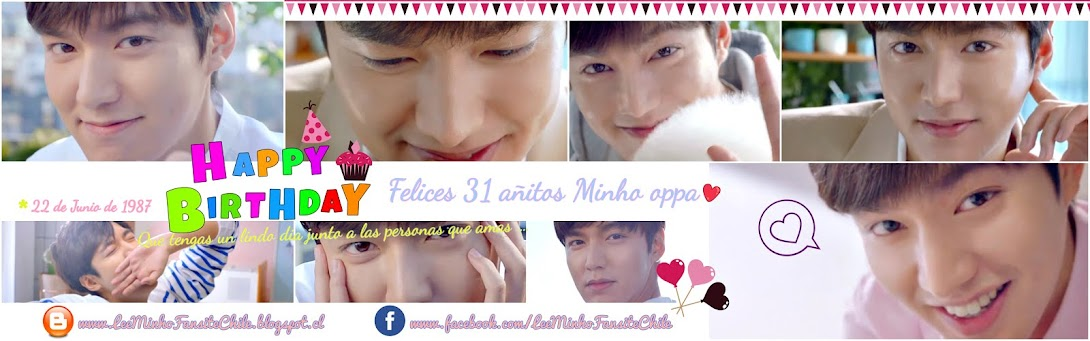 LEE MIN HO CHILE