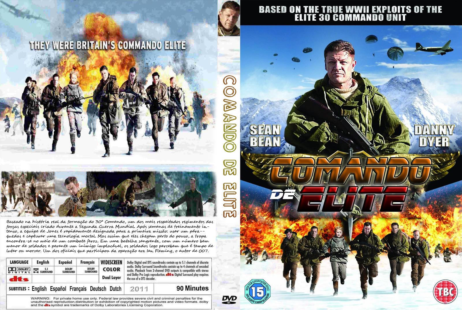 comando de elite capa 1