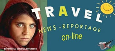 Travel reportage-news on-line
