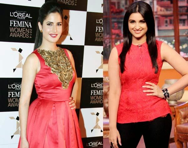 Katrina Kaif and Parineeti Chopra Photos