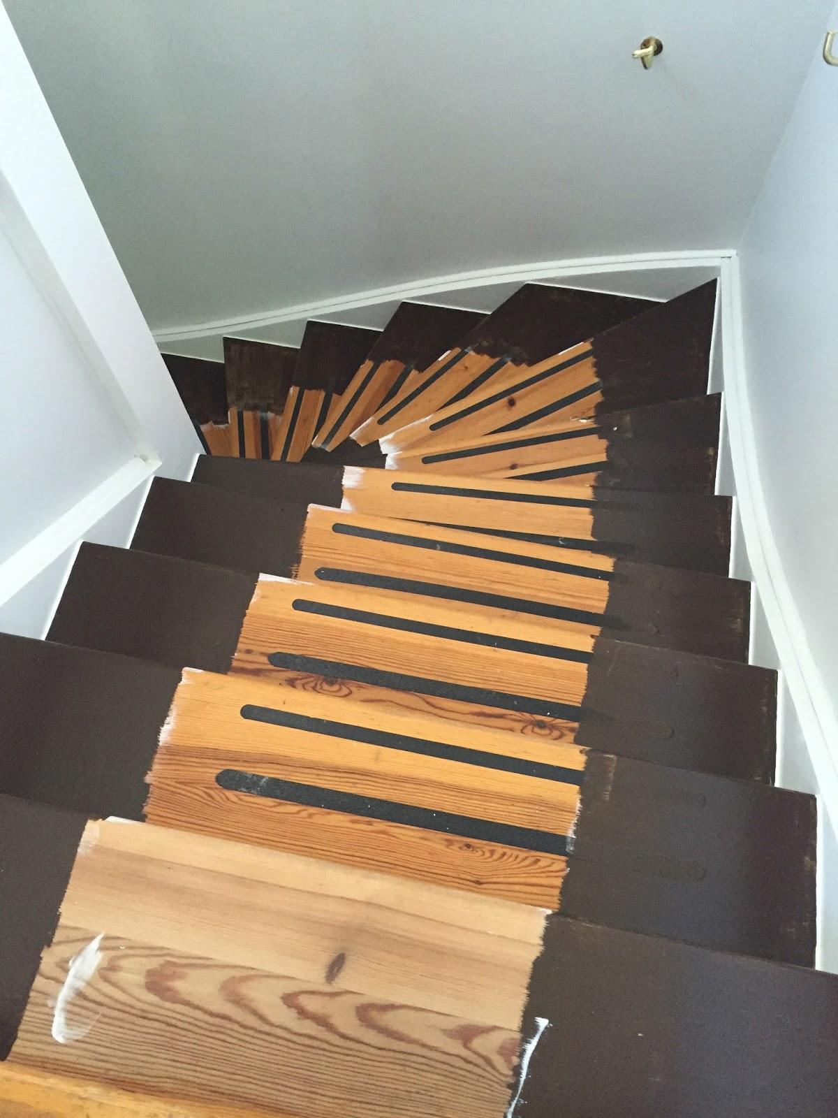 Pernillas rum: trappa nr 2
