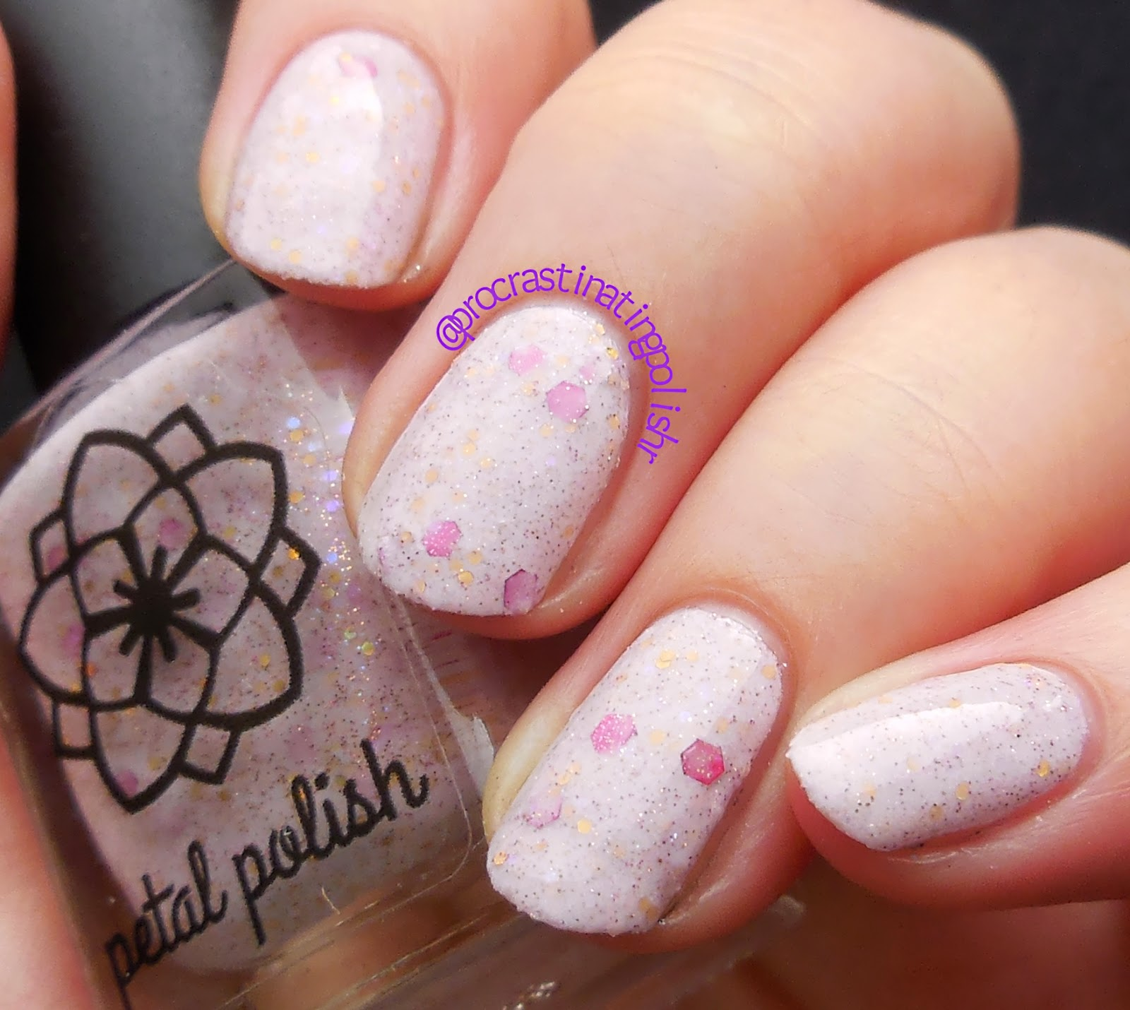 Petal Polish - Apple Blossom