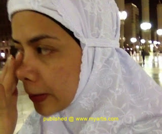 ALYAH PERNAH DITOLAK SITI HAFILAH DI HOTEL RAMLI MS MENGINAP HINGGA JATUH