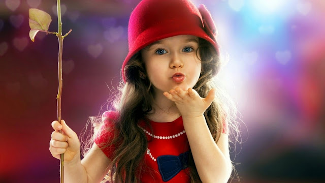 Cute Little Girl HD Wallpaperz ajkqaoq