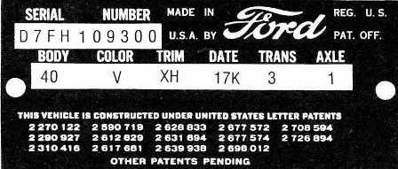 Ford Fairlane Wiring Diagram additionally D How Do You Jump Statrter Solenoid Starter Solenoid also Img also Large Image besides Cim. on 1957 thunderbird wiring diagram