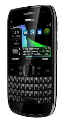 Nokia E6 Smartphone review 2011