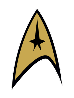 Generic Starfleet logo to go with generic Star Trek announcement