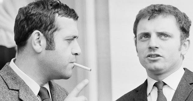 Jean Yanne Et Jacques Martin Explosif