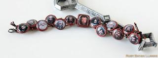 Hobbit-inspired bracelet.
