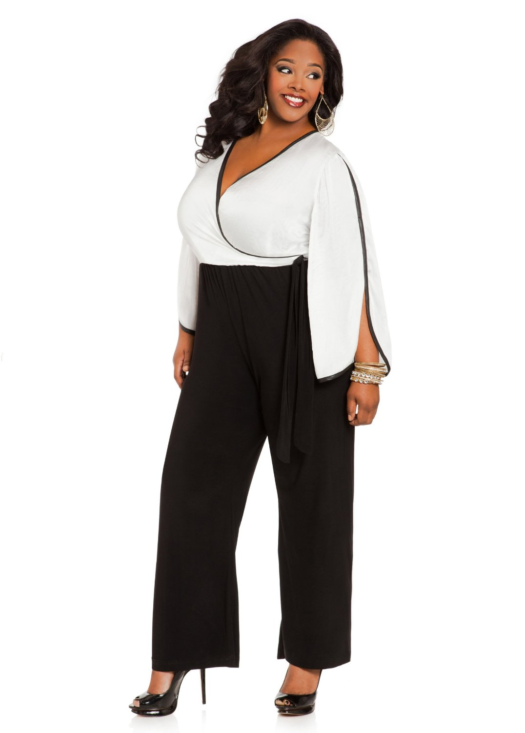 Perfect Plus Size Jumpsuits  For Life And Style