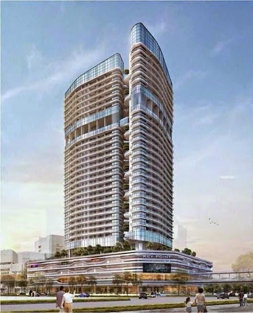 citygate building facade