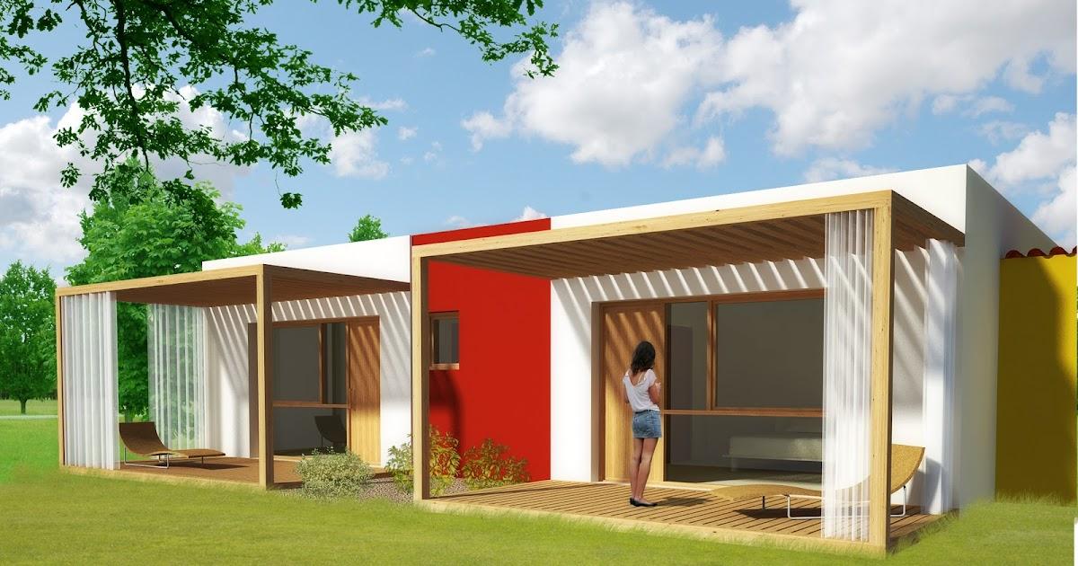 Casas modulares blochouse turismo rural en girona - Casas prefabricadas girona ...