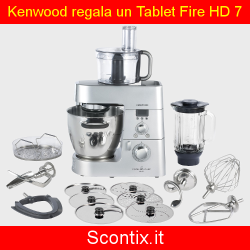 Kitchen Machine Kenwood KM086