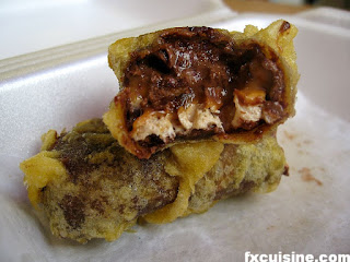 scotland scottish tourism mars bar fried batter