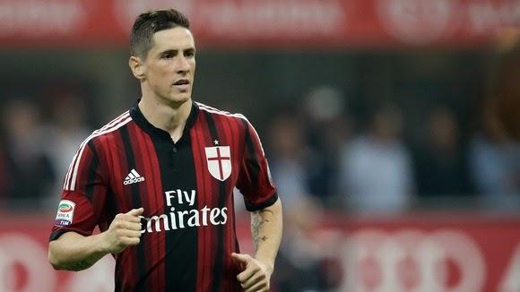 Karir Torres belum tamat