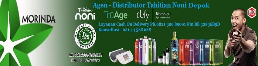 Distributor Tahitian Noni Depok | Tahitian Noni Juice Depok