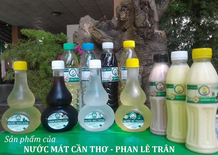 Cơ sở NƯỚC MÁT CẦN THƠ chuyên sản xuất và phân phối nước mát nhãn hiệu NƯỚC MÁT CẦN THƠ