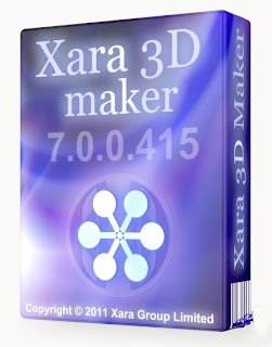 400009 0 Xara 3D Maker 7.0.0.415 + Crack