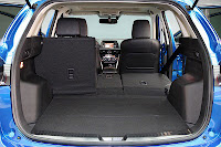 Mazda CX-5 cargo area