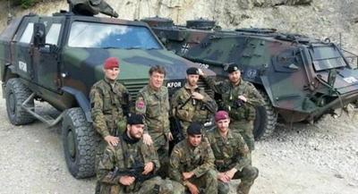 Ρεχάγκελ - Γερμανικό τεθωρακισμένο - Κόσσοβο