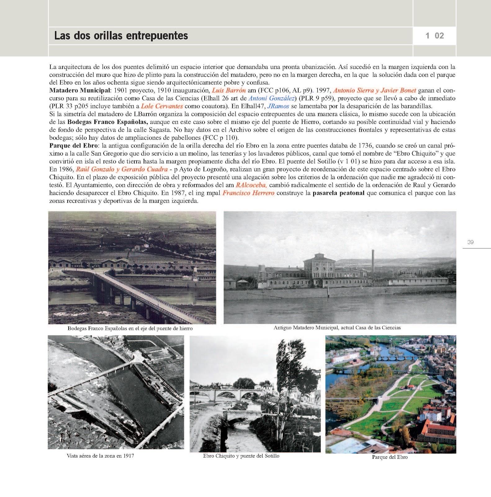 Guia de arquitectura de logro o paginas las dos - Arquitectos logrono ...