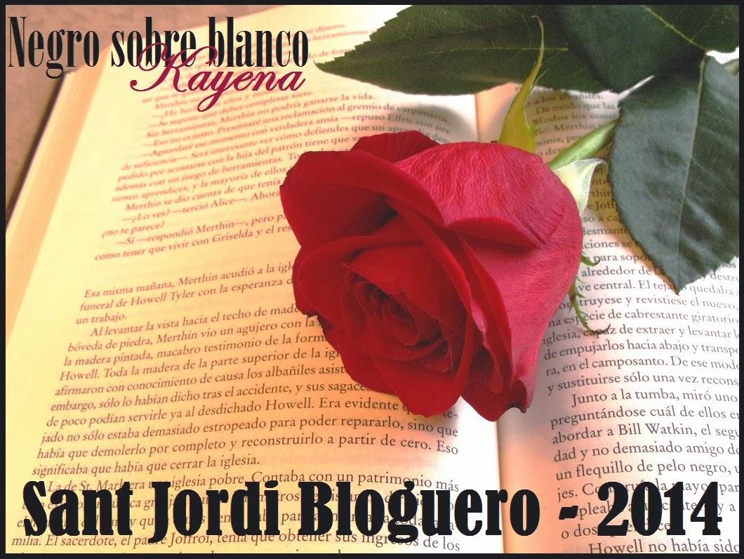 SANT JORDI BLOGUERO
