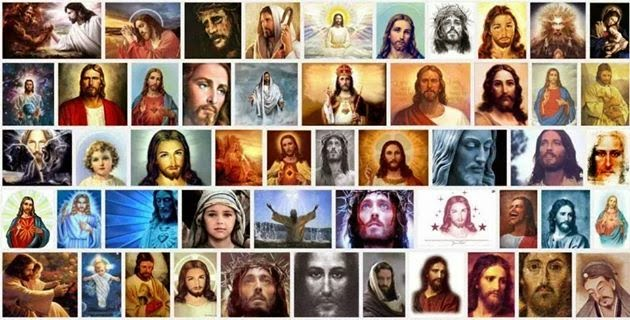 testimoni kesaksian penampakan gambar wajah yesus palsu