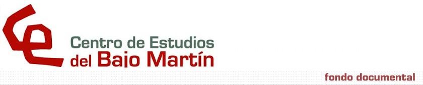 CENTRO DE ESTUDIOS DEL BAJO MARTÍN