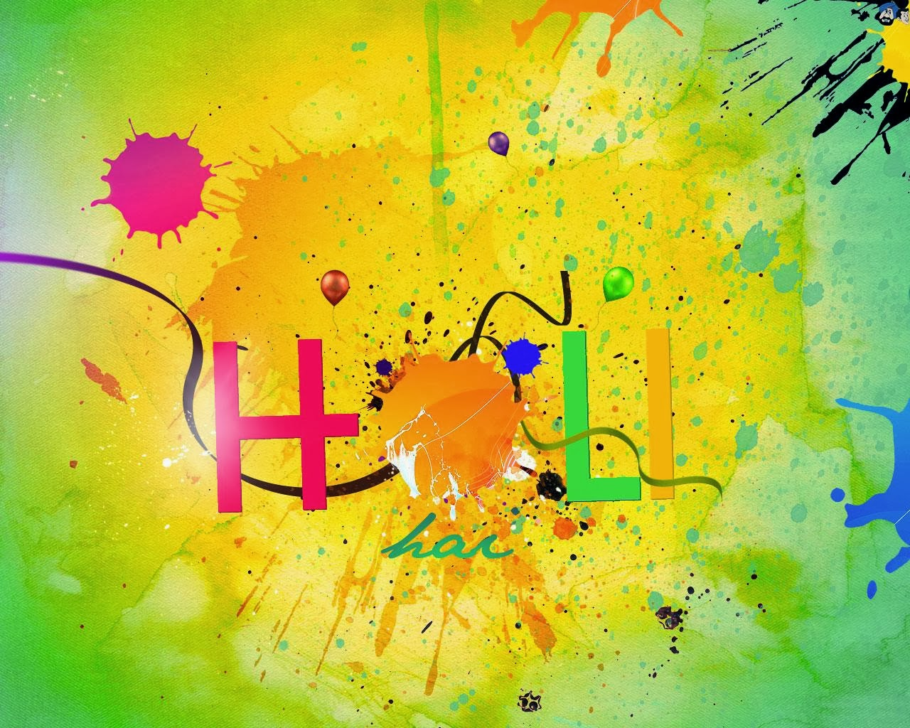 Happy Holi Wallpapers Special For 2014
