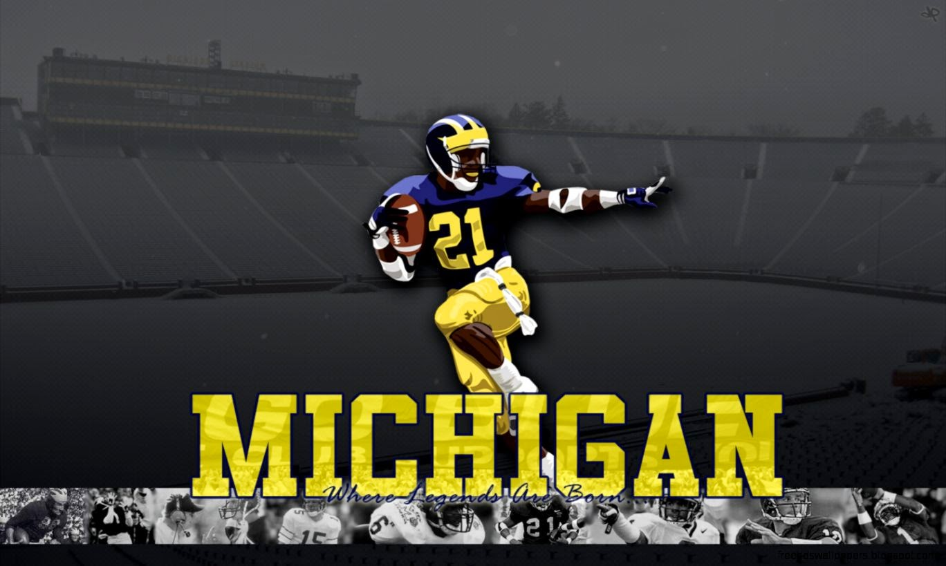 michigan wolverines football wallpapers free hd wallpapers