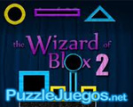 juego de puzzle The Wizard of the Blox 2