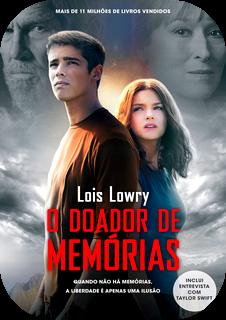 O Doador de Memórias, por Lois Lowry