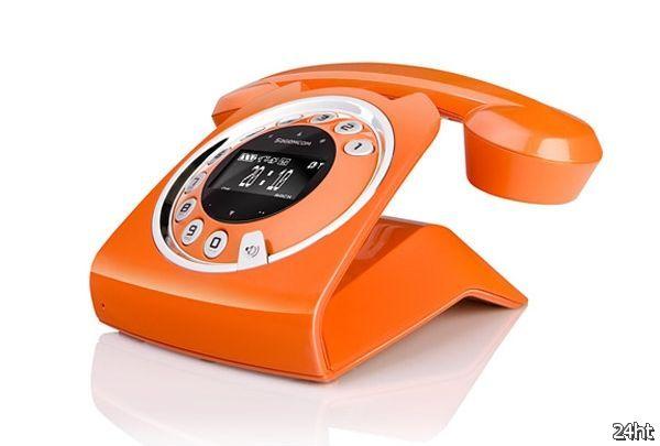 Sagemcom Sixty: дисковые телефоны возвращаются