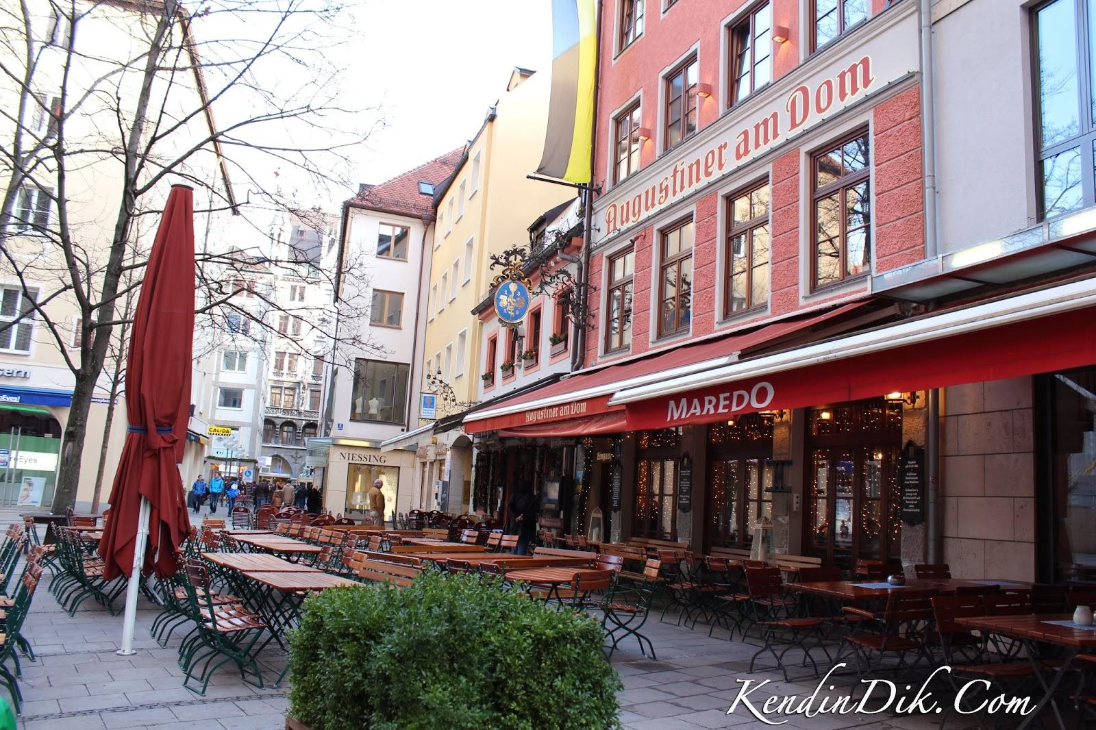 Münih'te nerede yenir