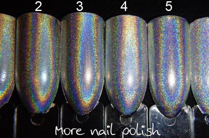 I Love Nail Polish ILNP Mega (S) ~ More Nail Polish