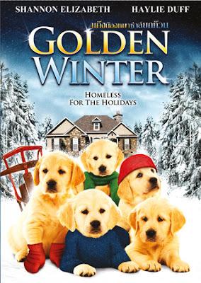 Golden Winter แก๊งน้องหมาซ่าส์ยกก๊วน [HD]  หนังออนไลน์ HD