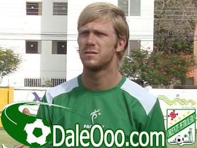 Oriente Petrolero - Alejandro Schiapparelli - Club Oriente Petrolero