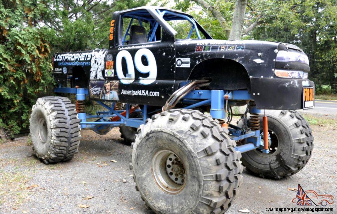4x4 Mud Trucks