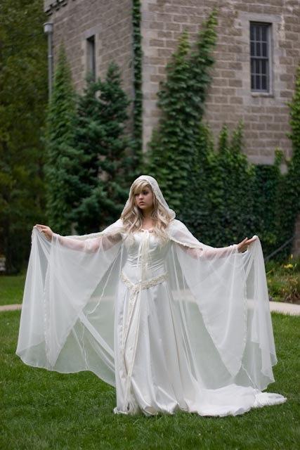 DevilInspired Wedding Dresses: Medieval Style Wedding Dresses and ...