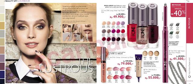 Katalog Promo Oriflame Edisi Oktober - November 2015