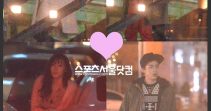 from Forrest nichkhun and victoria dating 2014