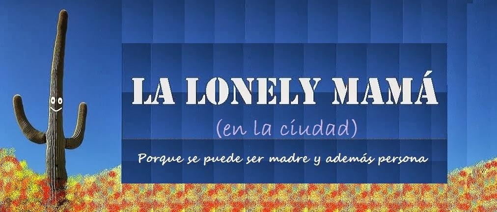 La lonely mamá en la ciudad