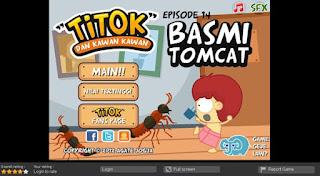 Game TomCat Menyerbu