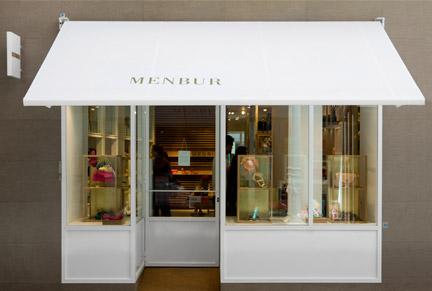 imagen tienda Menbur