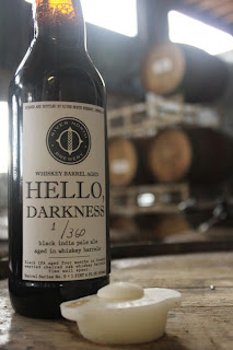 River North Hello Darkness Black IPA