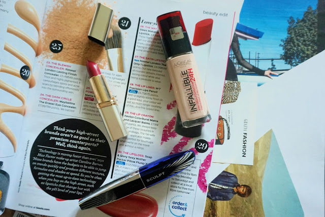 beauty-haul-makeup-boots-loreal-lipstick