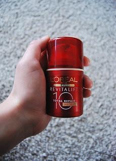 BB cream L'Oréal Revitalift total Repair