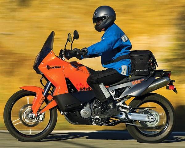 KTM 990 Adventure Sports Bikes Gallery